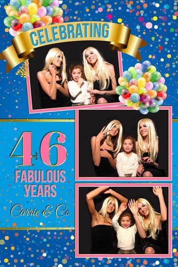 celebration 4x6