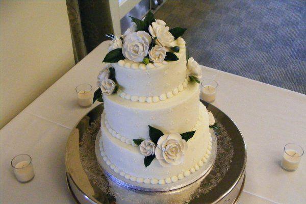 Tmx 1318304173806 Morecakes035 Raleigh wedding cake