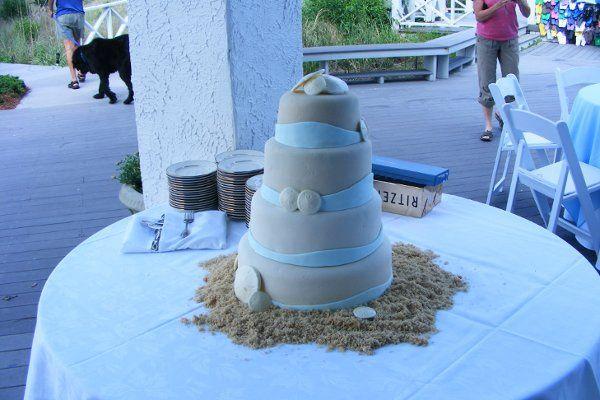 Tmx 1318304265737 Cakesrus010 Raleigh wedding cake