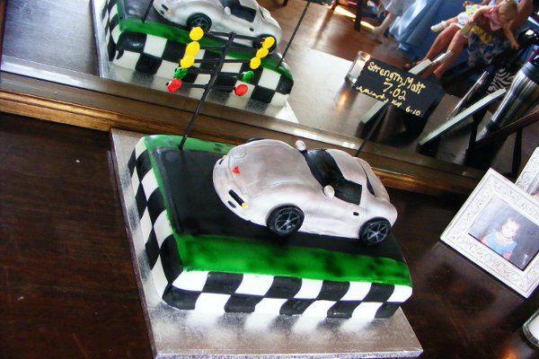 Tmx 1318305119948 Cakesrus005 Raleigh wedding cake