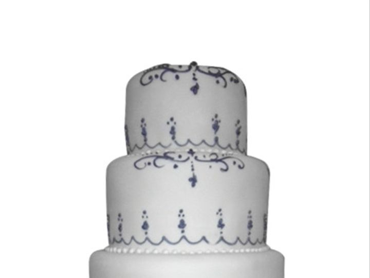 Tmx 1473177985633 W2 Brooklyn wedding cake