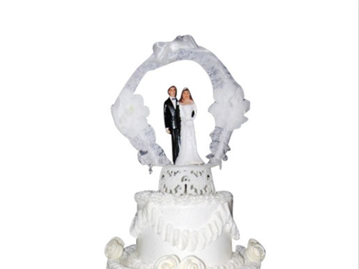 Tmx 1473178619342 W11 Brooklyn wedding cake