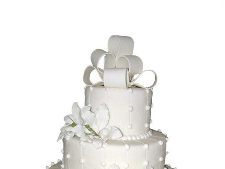 Tmx 1473178703857 W12 Brooklyn wedding cake
