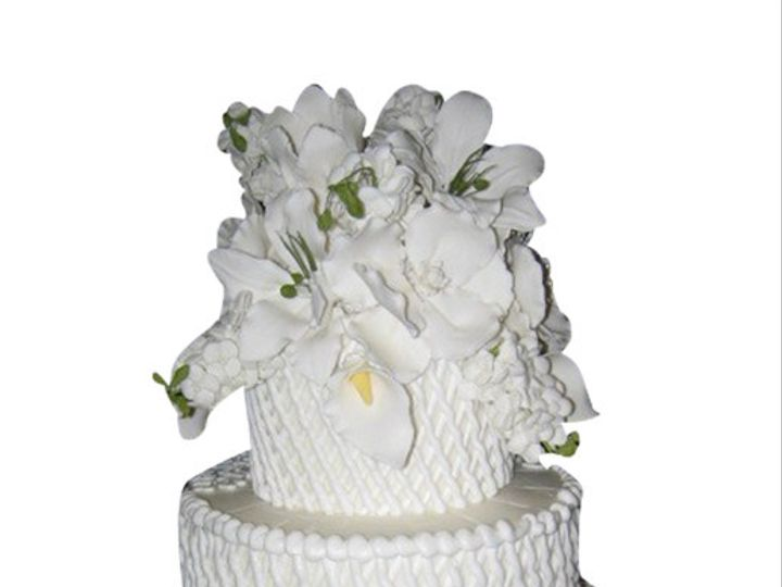 Tmx 1473178779756 W14 Brooklyn wedding cake