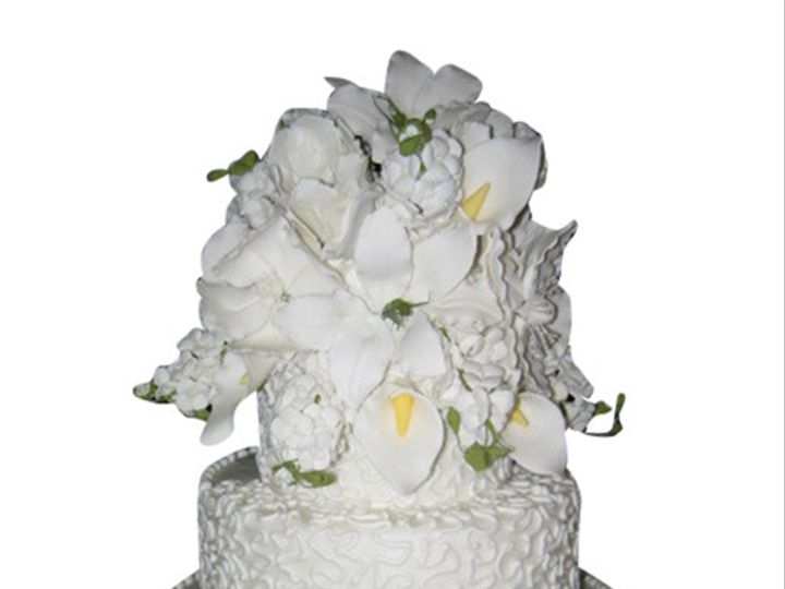Tmx 1473178827957 W15 Brooklyn wedding cake