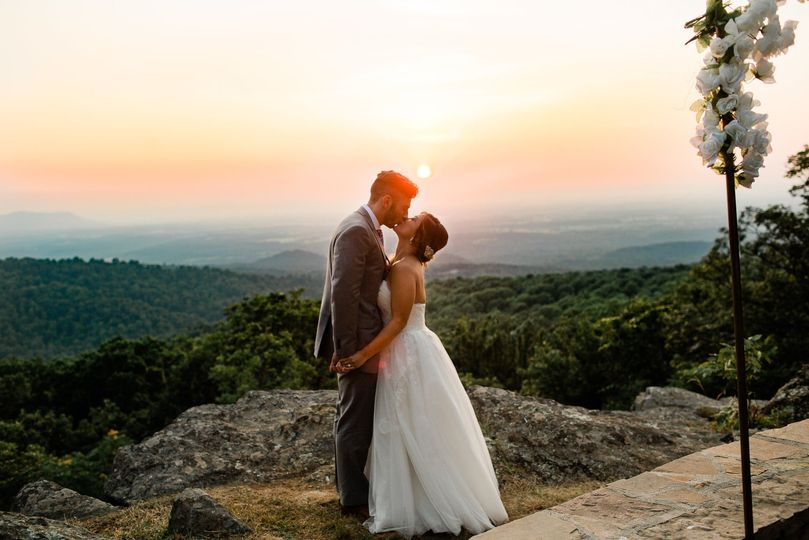 Blue Mountain Lodge Wedding