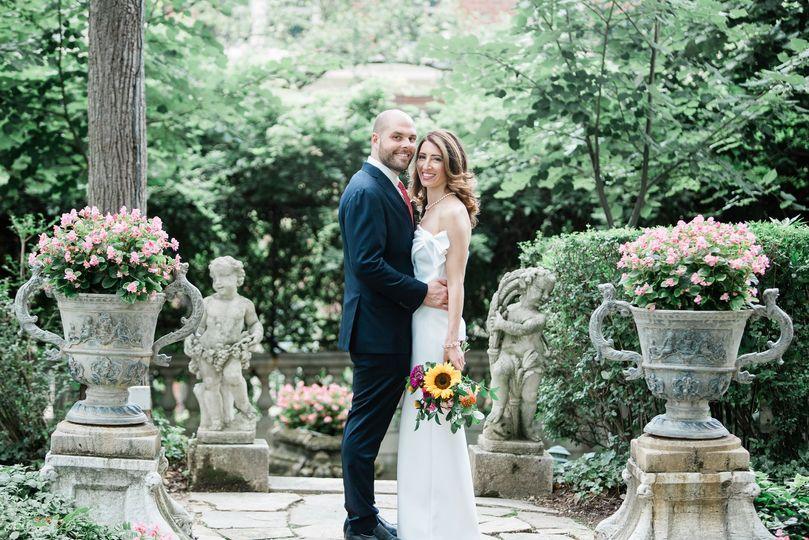 Merridian House Wedding