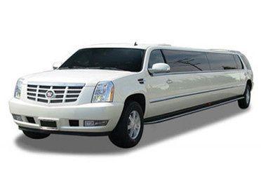 dominik cadillac escalade limousine