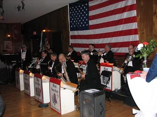 The Ron Smolen Orchestra at Barrington, Illinois