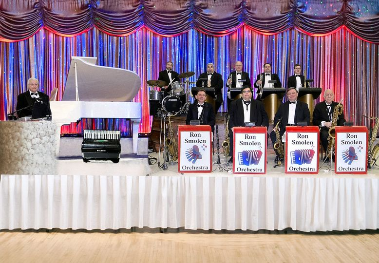 The Ron Smolen Orchestra at The Willowbbrook Ballroom, Willow Springs, Illinois  2016