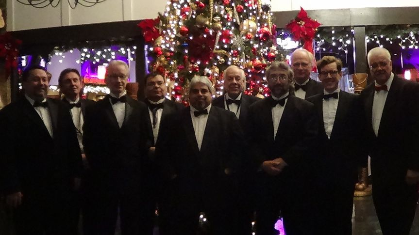 The Ron Smolen Orchestra at The Willowbbrook Ballroom, Willow Springs, Illinois  December 2015