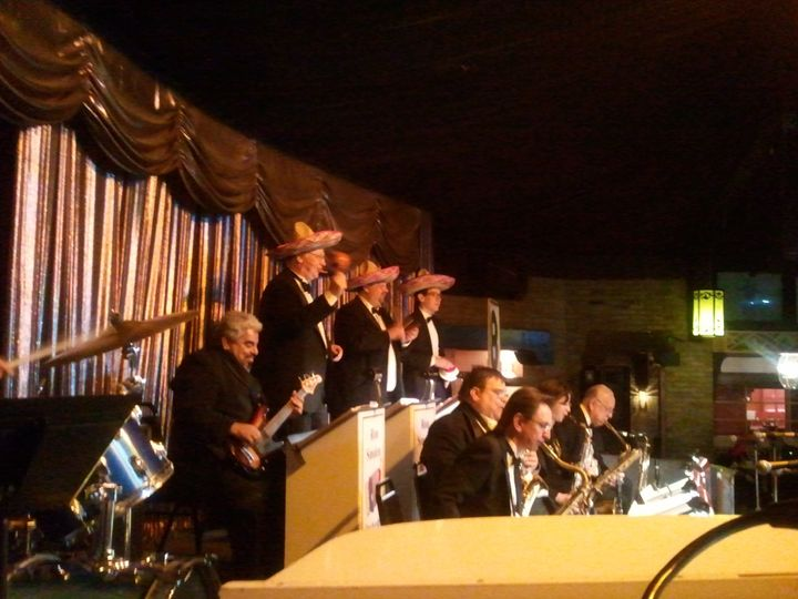 The Ron Smolen Orchestra at The Willowbbrook Ballroom, Willow Springs, Illinois 2015