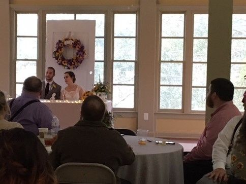 Lakeside Room- wedding reception