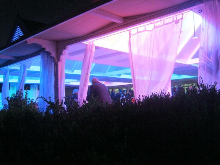 Romadjpianobar: lights effects