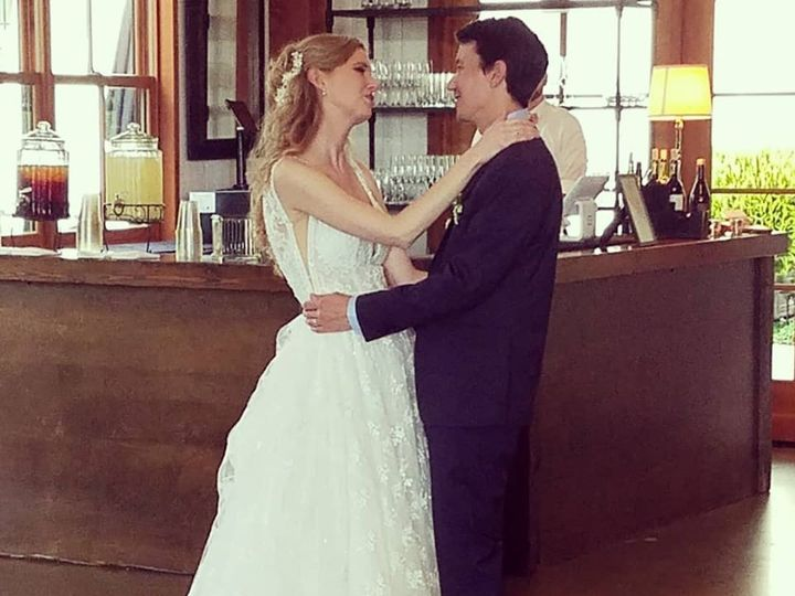 Tmx Jessica And Paul First Dance 51 978010 159215571665581 Cleburne, TX wedding officiant