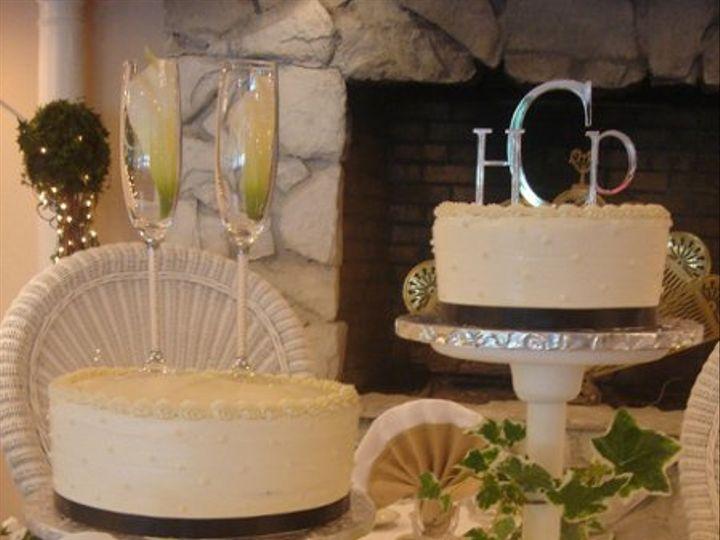Tmx 1246381443154 Antunswedding Bronx wedding cake