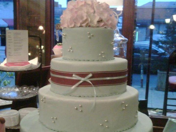 Tmx 1246383903920 IMG01079 Bronx wedding cake