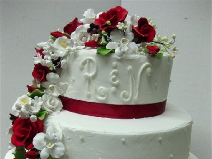 Tmx 1246384438857 IMG0696 Bronx wedding cake
