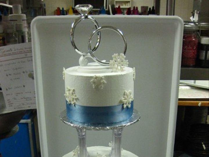 Tmx 1276207907952 IMG2347 Bronx wedding cake