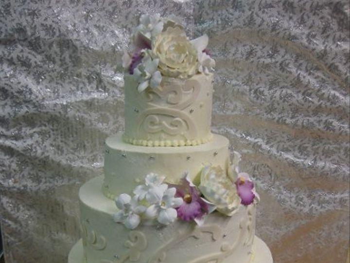 Tmx 1276208193358 IMG3489 Bronx wedding cake