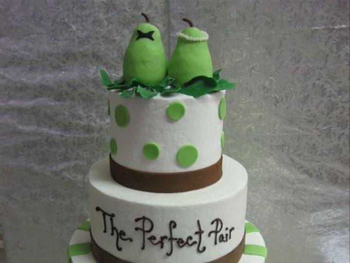 Tmx 1279834851249 Aperfectpair Bronx wedding cake