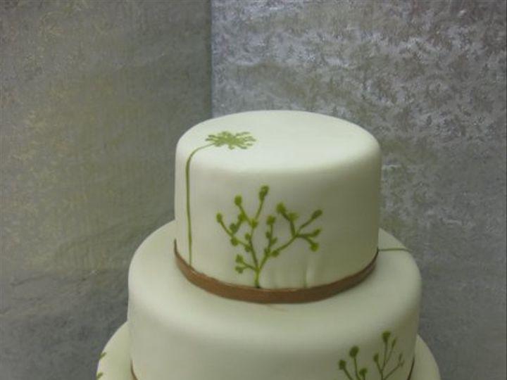 Tmx 1279835261389 Greentrees Bronx wedding cake