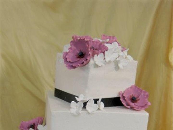 Tmx 1287700250935 Offsetblackandwhite Bronx wedding cake