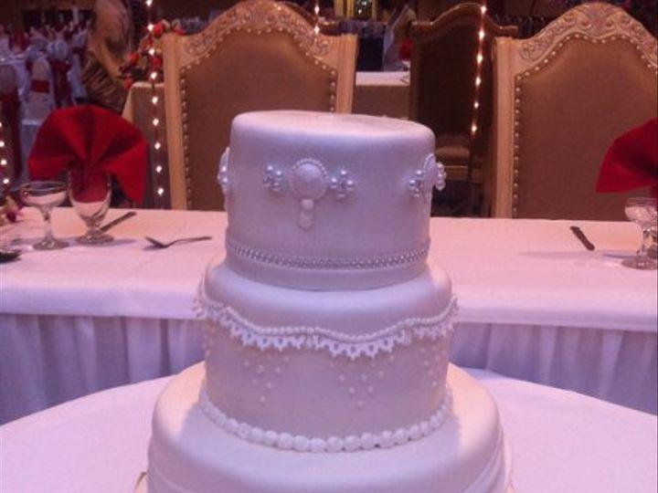 Tmx 1307561448719 IMG0759 Bronx wedding cake