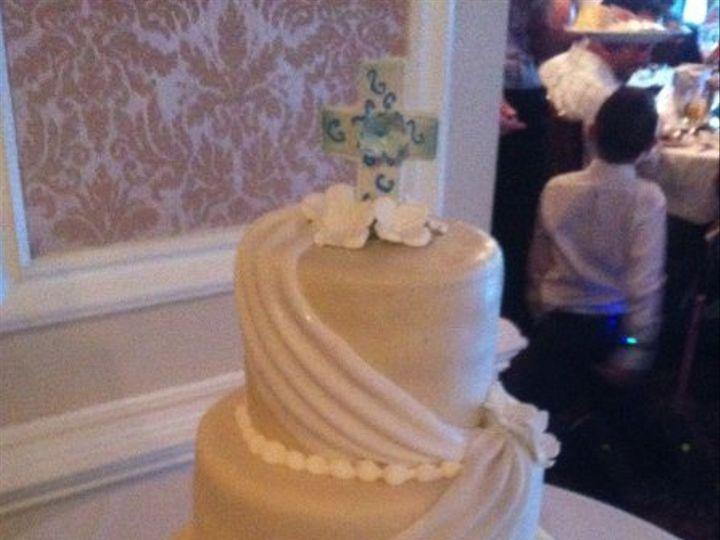Tmx 1307561459826 IMG0817 Bronx wedding cake