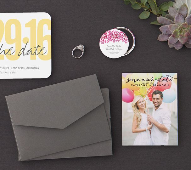 Zazzle Invitations Invitations Redwood City CA WeddingWire
