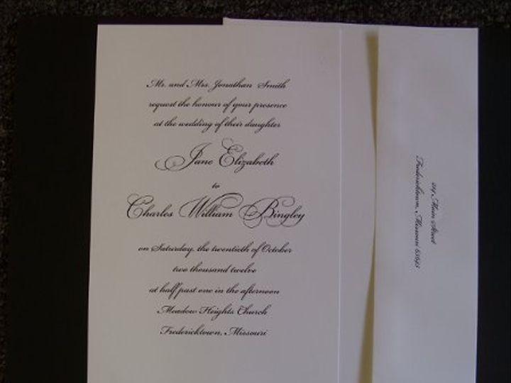 Tmx 1297187122035 SN850134 Louisville wedding invitation