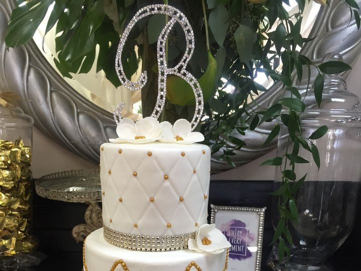 Tmx 1470016575697 Image Richmond, TX wedding cake