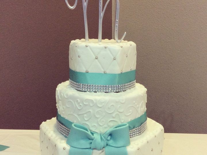 Tmx 1470016762149 Image Richmond, TX wedding cake
