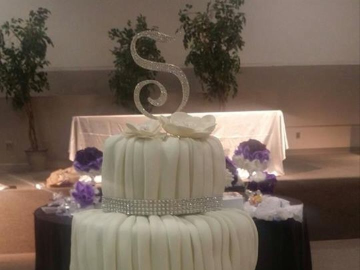Tmx 1470016795539 Image Richmond, TX wedding cake