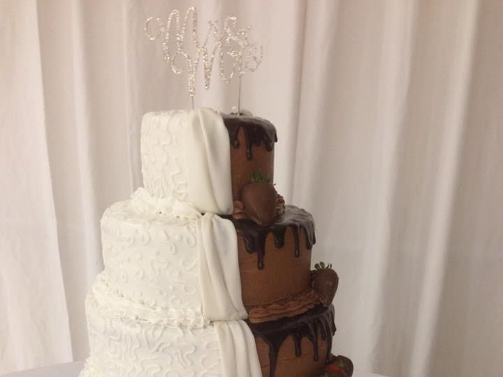 Tmx 1470016800440 Image Richmond, TX wedding cake