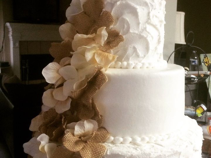 Tmx 1470016885013 Image Richmond, TX wedding cake