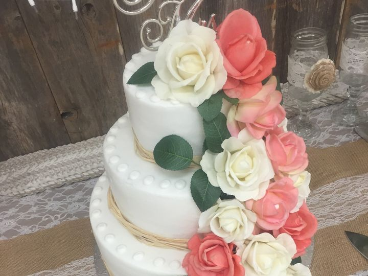 Tmx 1470016900835 Image Richmond, TX wedding cake