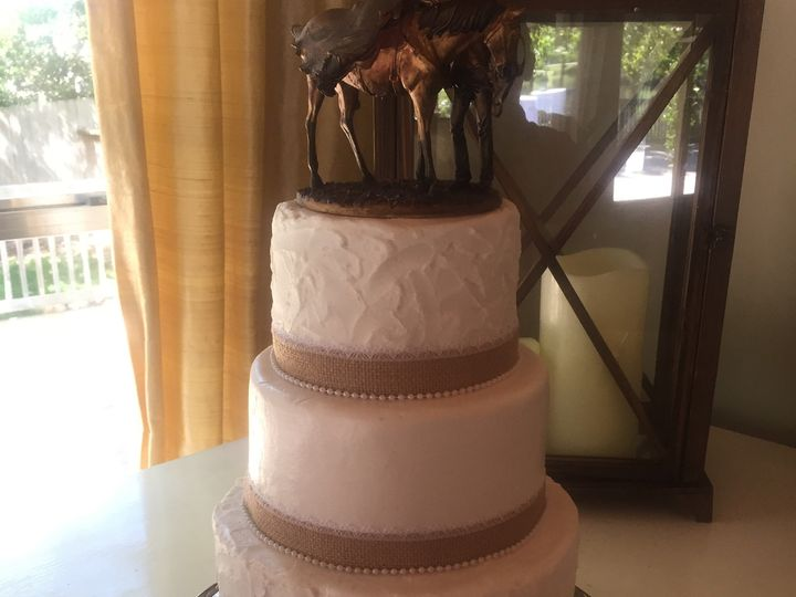 Tmx 1470016917468 Image Richmond, TX wedding cake