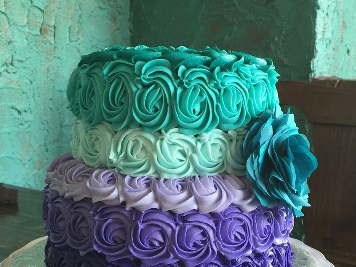Tmx 1470018500083 Image Richmond, TX wedding cake