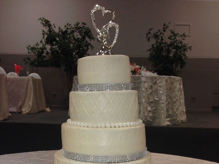 Tmx 1515348005 0400ef8ee053cdcd 1470016285991 Image Richmond, TX wedding cake