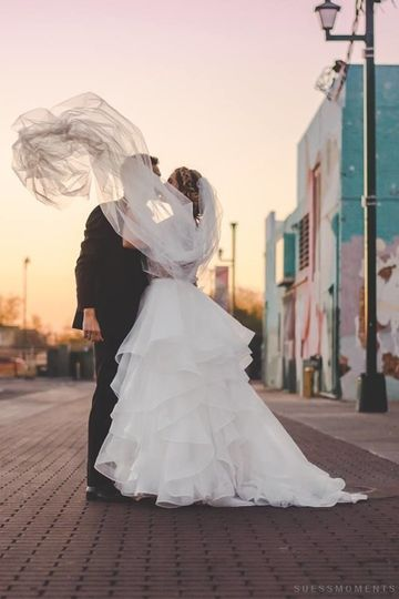 Arizona wedding in December. I do travel from NYC!