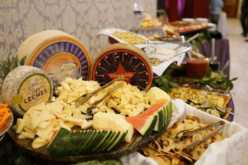 Cocktail Hour Display