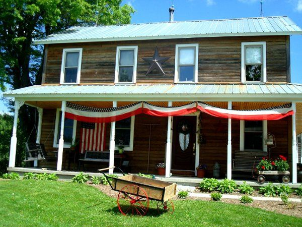 1820's Farmhouse for Bride's Party or VIP Guests