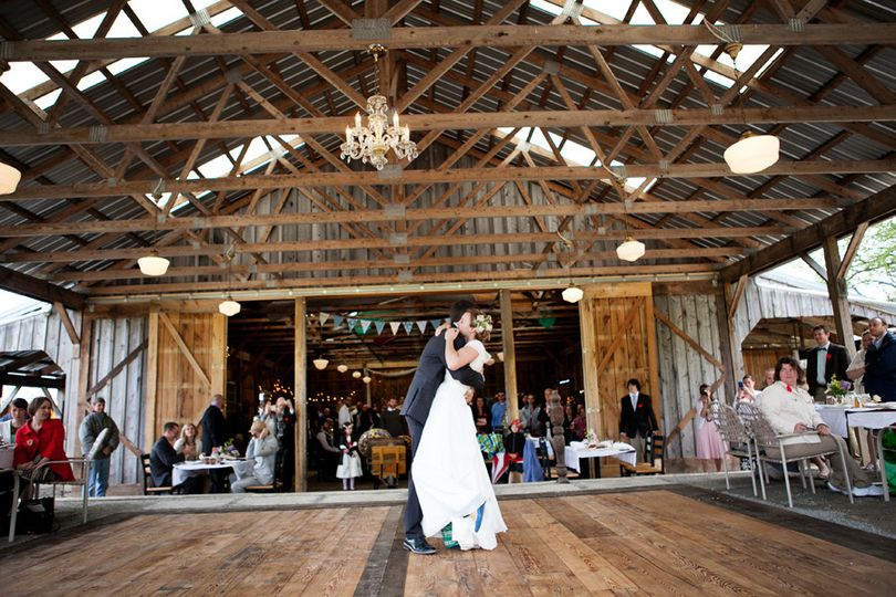Farm Wedding Venues   Fiddle Lake Farm Venue Thompson Pa Weddingwire