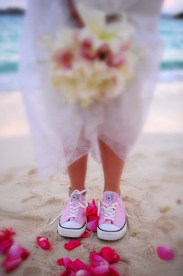 ConverseSneakersWedding