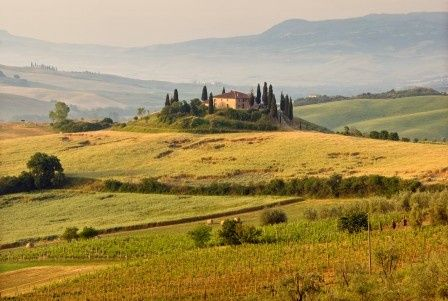 Tmx 1432932467335 Istock000005702300large Tuscan Landscape Minneapolis wedding travel