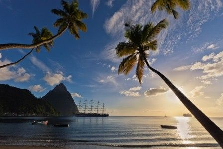 Tmx 1432932497073 Soufriere Bay Saint Lucia Minneapolis wedding travel