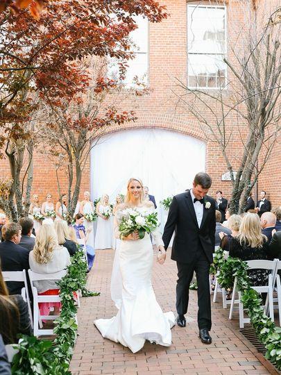 The Historic Brookstown Inn Venue Winston Salem Nc Weddingwire