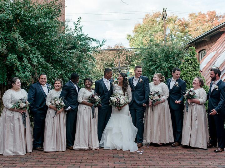 Tmx 1527708632 26c484ef99eea119 1527708631 A0ac6606639bcbc6 1527708629380 7 CrawfordWedding 87 Winston Salem, NC wedding venue
