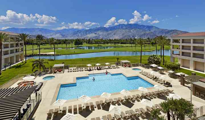 DoubleTree Golf Resort Palm Springs
